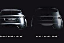 Land Rover Velar, un nuevo modelo entre los Range Rover Evoque y Sport