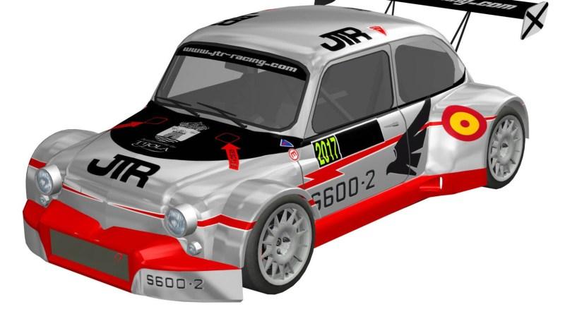 jtr racing s600