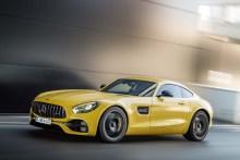 """Mercedes-AMG GT C Roadster """"Edition 50"""", 50 unidades de alta exclusividad"""