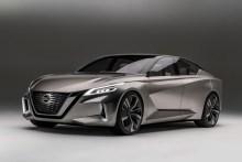 Nissan concept VMotion 2.0 2017, fotos generales