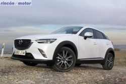 Mazda CX-3 2.0 G 120 2WD AT Luxury, fotos al detalle