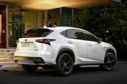 Lexus NX Sport Edition 2017 g