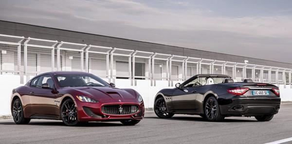 Maserati GranTurismo GranCabrio Sport Special Edition 2017