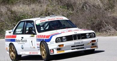 Xavier Domenech BMW M3