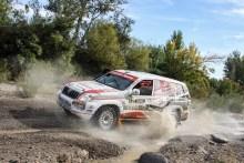El Campeonato de España de Rallyes Todoterreno con 6 citas en 2.017