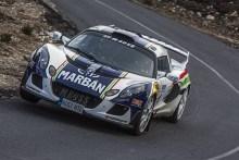 36 participantes en el 2° Rallye de Arganda