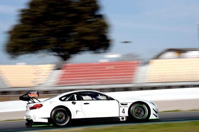 BMW M6 GT3 Team Teo Martin