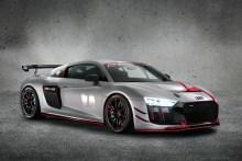 Audi R8 LMS GT4, nuevo coche de competición para clientes de Audi Sport