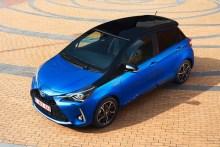 Toyota Yaris 2017, fotografías generales