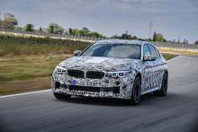 El nuevo BMW M5 de 2017 llega al mercado con tracción total xDrive