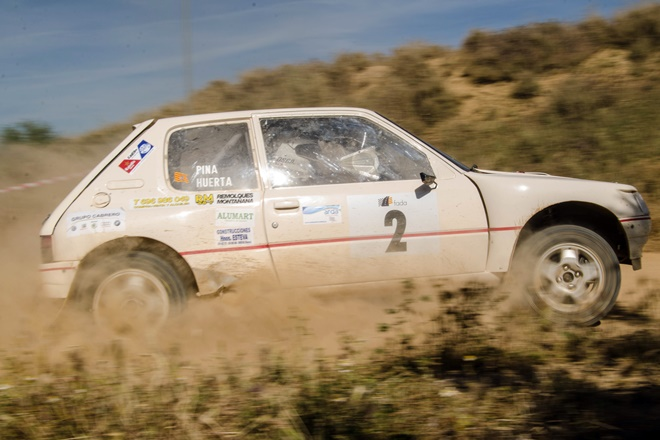 RT Esplus Huerta Peugeot 205 Maxi