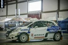 RaceSeven inicia hoy su andadura en el Rallye de Portugalcon Paulo Moreira y Marco Macedo