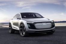 Audi e-tron Sportback concept, avance de la nueva arquitectura de coches eléctricos