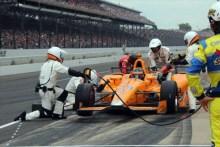 ► Indy500: Honda y McLaren se llevan el gafe a USA