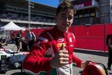 Leclerc logra su segunda victoria el sábado y Matsushita se lleva la del domingo