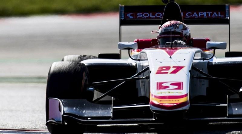 gp3 campos racing