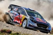 ► WRC, etapa 2 Portugal: Ogier toma el mando, Sordo se mantiene tercero
