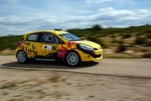 El I Rallye de Barbastro se disputa este domingo con 33 equipos inscritos