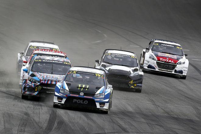 Rallycross WRX Noruega