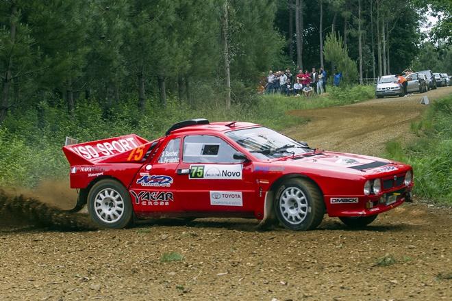 Sanchez Dmack CERT Rallye Terra da Auga