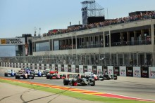 ► World Series V8: Triple podio para AVF. Sexta plaza de Teo Martín Motorsport