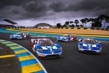 Ford Chip Ganassi Racing se prepara para defender el título de Las 24 Horas de Le Mans