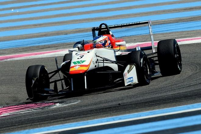 monoplaza f3 euroformula open campos racing