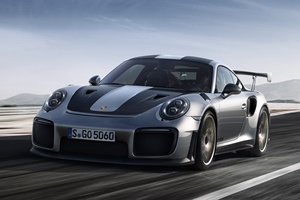 Porsche 911 GT2 RS 2017