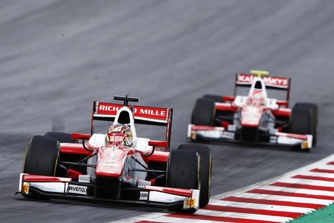 F2 Le Clerc F2 salida 1 Austria