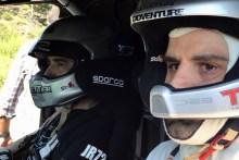 Giancarlo Mammoli luchará por la victoria del Dakar Challenge en la Baja Aragón