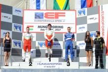 Vivacqua y Laaksonen brindan un doblete a Campos Racing. Hyman 3º en la 2ª carrera
