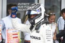 Bottas no dio opciones y Hamilton no pisó el podio
