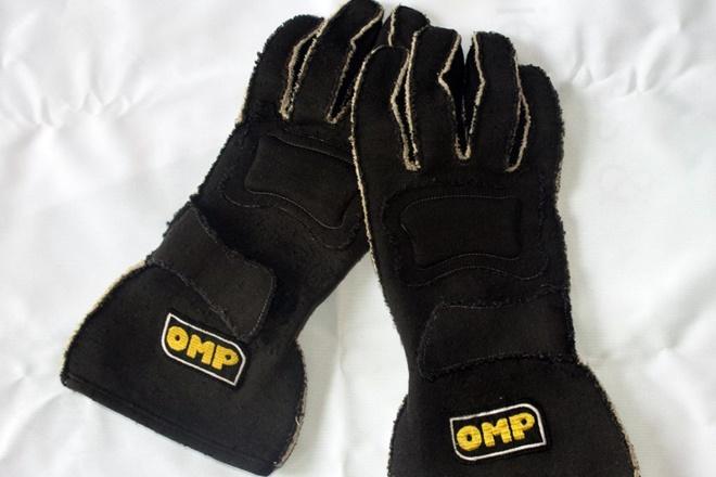 guantes subasta cristian garcia