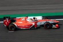 Leclerc nueva pole y victoria en la carrera sabatina de Silverstone