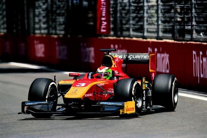 racing engineering f2