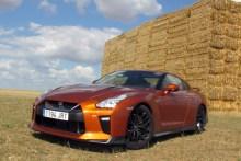 Nissan GT-R 2017, fotos al detalle