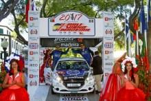 Sensacional victoria en dos ruedas motrices de RaceSeven y Paulo Moreira en Madeira