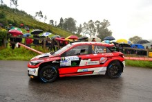 ► CERA: Iván Ares lidera la primera etapa del Rallye Princesa de Asturias