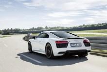 Audi R8 V10 RWS 2017, fotografías generales