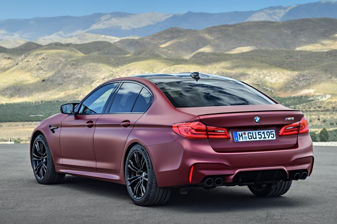 BMW M5 First Edition 2017