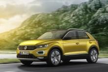 Volkswagen T-Roc 2017, fotografías generales