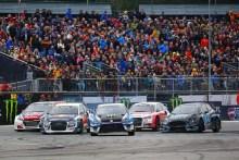 Johan Kristoffersson nuevo Campeón del Mundo de Rallycross