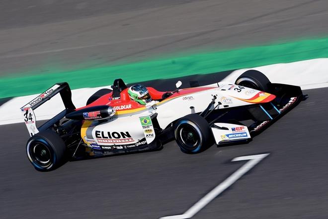 gp3 campos racing monza