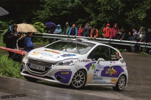 Nace la Peugeot Rally Cup Ibérica