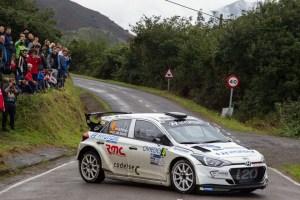 Con el Rallye do Cocido comienza la temporada del CERA
