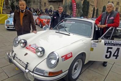 Fernandez Beltrán Zanini Porsche 911