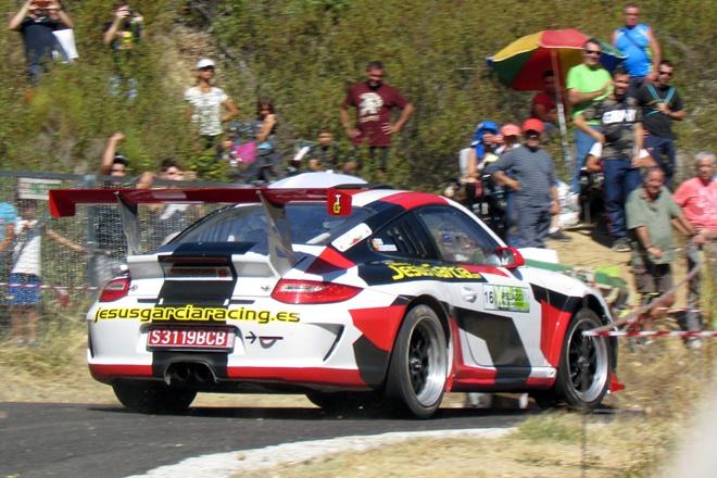 Jesus Garcia Porsche GT3 pielago