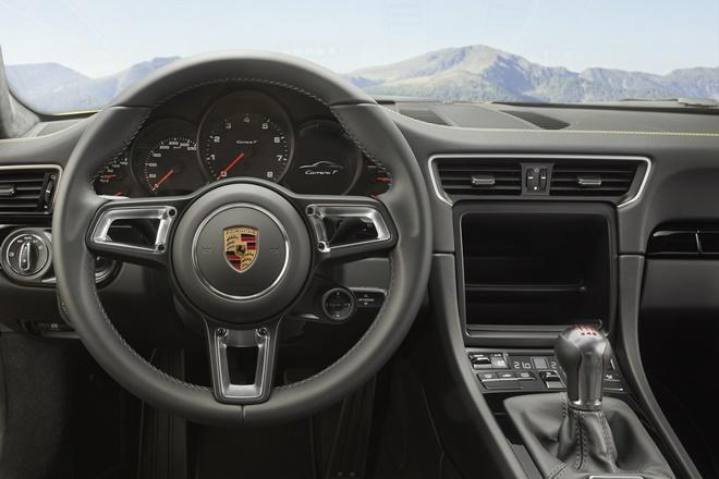 Porsche 911 Carrera T 2017