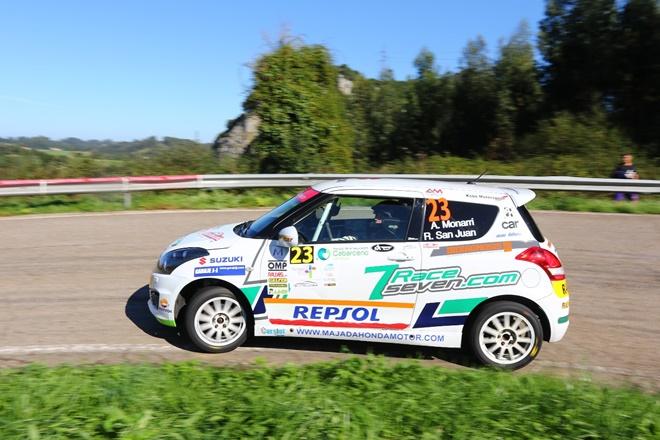 RaceSeven Cantabria monarri
