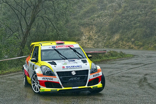 Rallye Llanes Vinyes Swift
